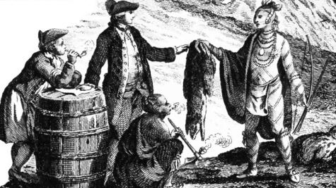 fur-trading